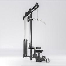 Миниатюра Верхняя и нижняя тяга, блочный тренажер (вес стека 136 кг) 0  мини