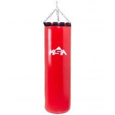 Миниатюра Мешок боксерский PB-01, 120 см, 45 кг, тент, красный 0  мини