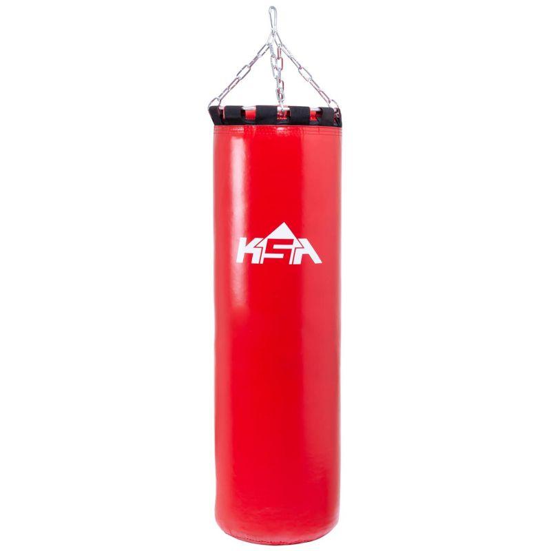 Фотография Мешок боксерский PB-01, 120 см, 45 кг, тент, красный 0