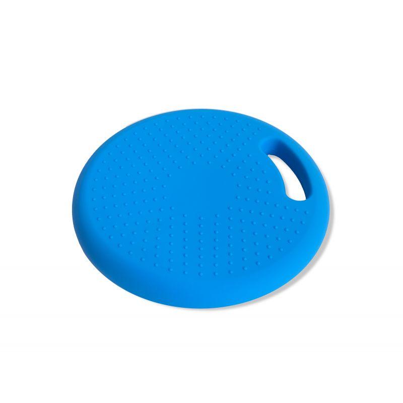 Фотография Массажно-балансировочная подушка с ручкой 3