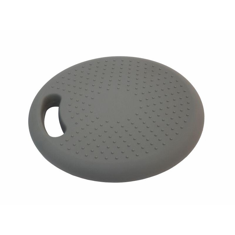 Фотография Массажно-балансировочная подушка с ручкой 4
