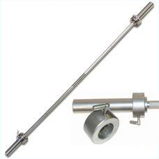 Миниатюра Гриф 1250 мм Barbell d 50 мм замок стопорный 0  мини