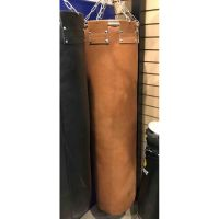 Мешок боксерский кожаный PRO (коричневый) - 60 кг