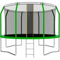 Батут с сеткой SWOLLEN Comfort 12 FT (Green)