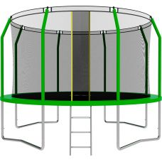Миниатюра Батут SWOLLEN Comfort 12 FT (Green) 0  мини