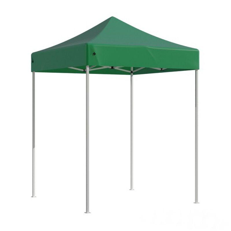 Фотография Тент-шатер быстросборный Helex 4220 2х2х3 м полиэстер зеленый 2