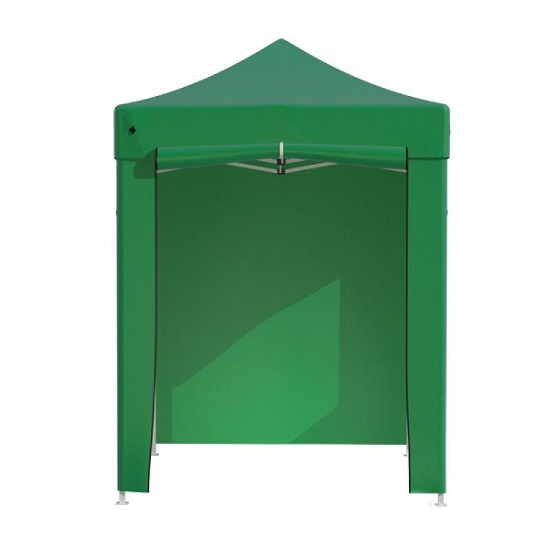 Фотография Тент-шатер быстросборный Helex 4220 2х2х3 м полиэстер зеленый 3