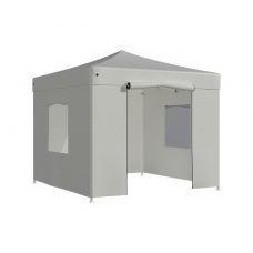 Миниатюра Тент-шатер быстросборный Helex 4330/4331/4332 3x3х3 м полиэстер 0  мини