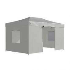 Миниатюра Тент-шатер быстросборный Helex 4335/4336 3x4,5х3 м полиэстер 0  мини