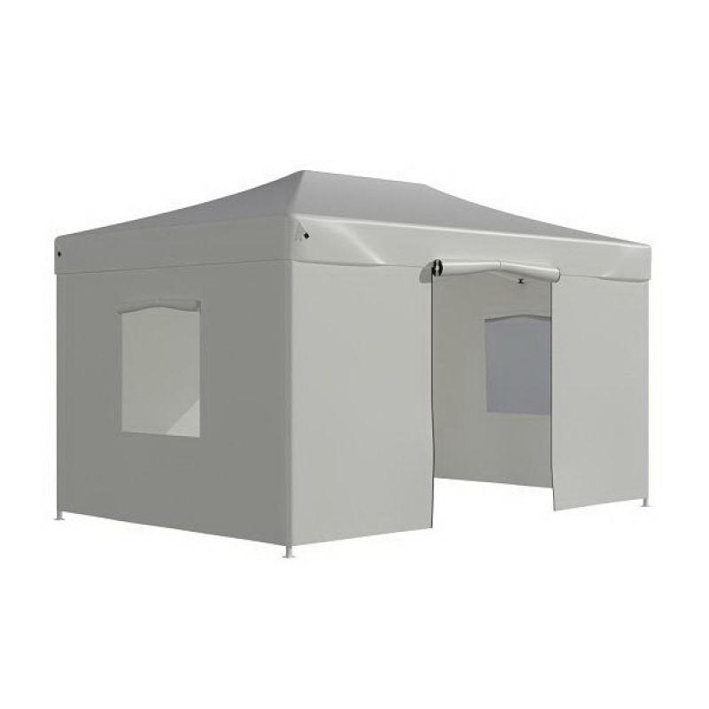 Фотография Тент-шатер быстросборный Helex 4335/4336 3x4,5х3 м полиэстер 0