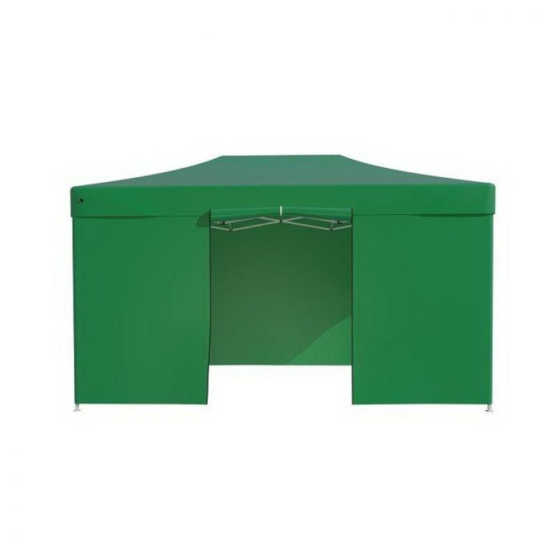 Фотография Тент-шатер быстросборный Helex 4335/4336 3x4,5х3 м полиэстер 9
