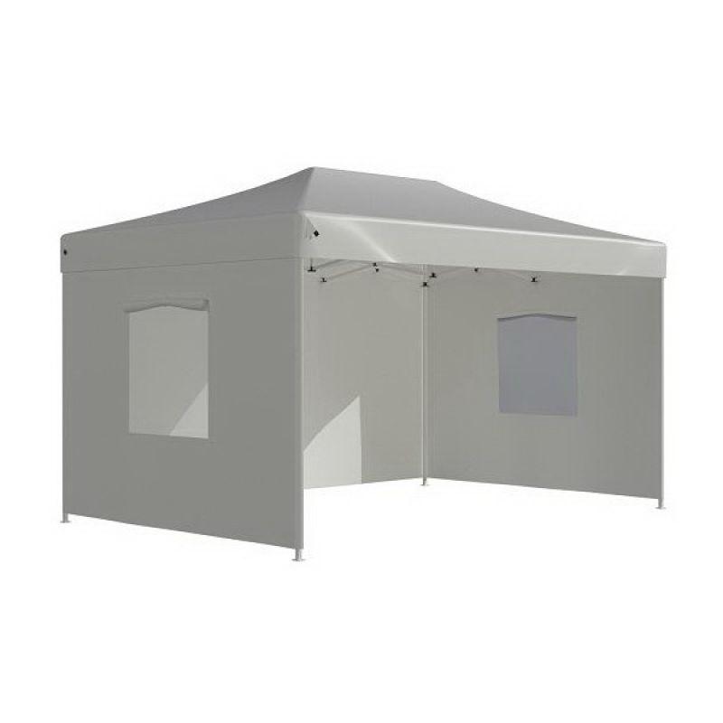 Фотография Тент-шатер быстросборный Helex 4335/4336 3x4,5х3 м полиэстер 1