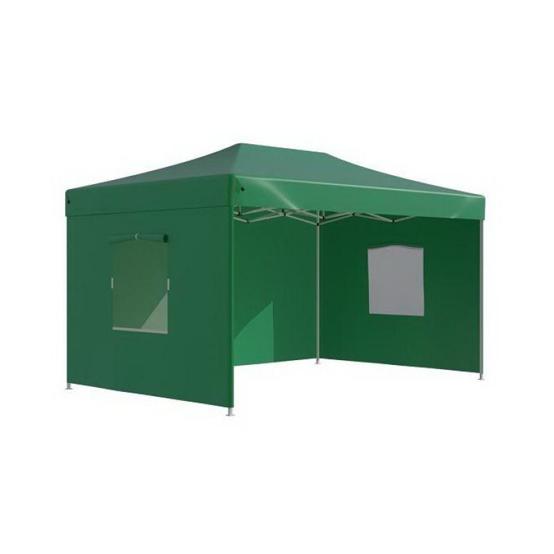 Фотография Тент-шатер быстросборный Helex 4335/4336 3x4,5х3 м полиэстер 6
