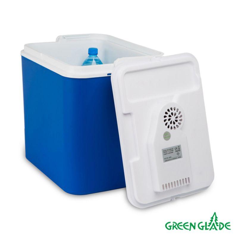 Фотография Автохолодильник Green Glade 4135 30 л 12В 4