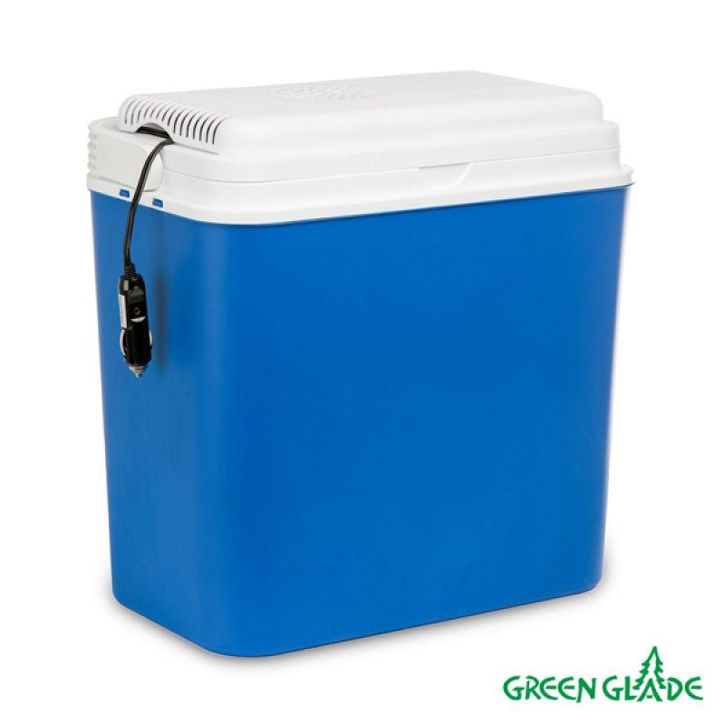 Фотография Автохолодильник Green Glade 4132 24 л 12В 1