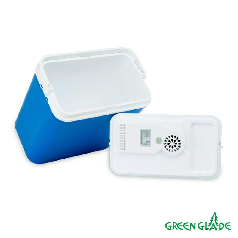 Фотография Автохолодильник Green Glade 4132 24 л 12В 3