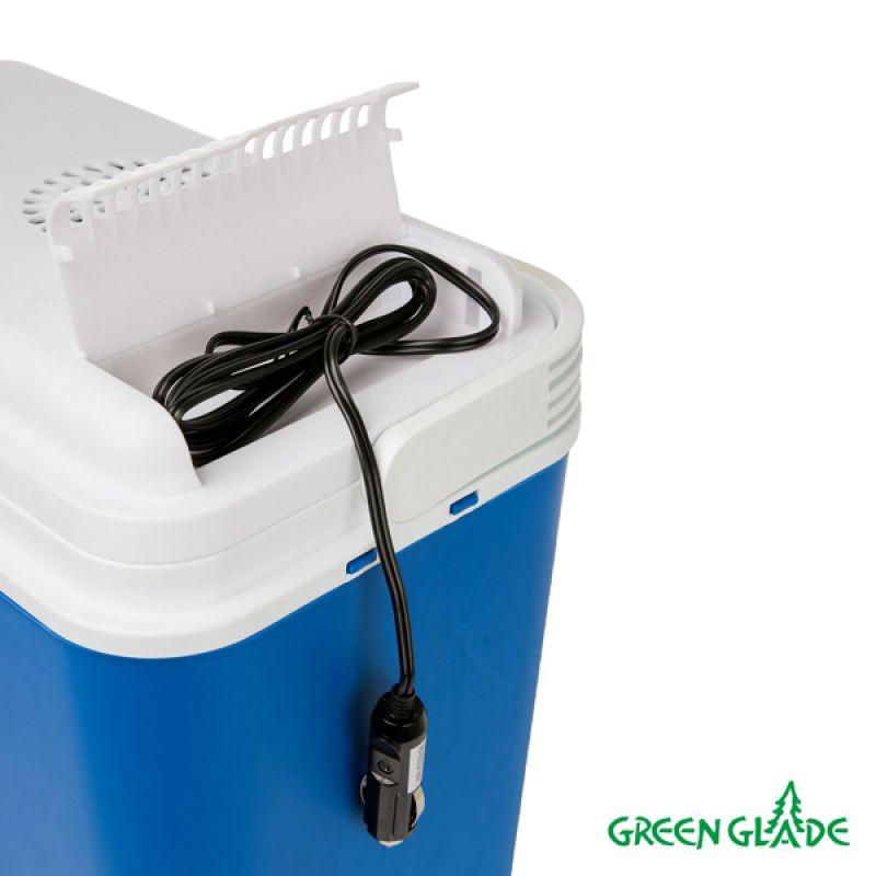 Фотография Автохолодильник Green Glade 4132 24 л 12В 4