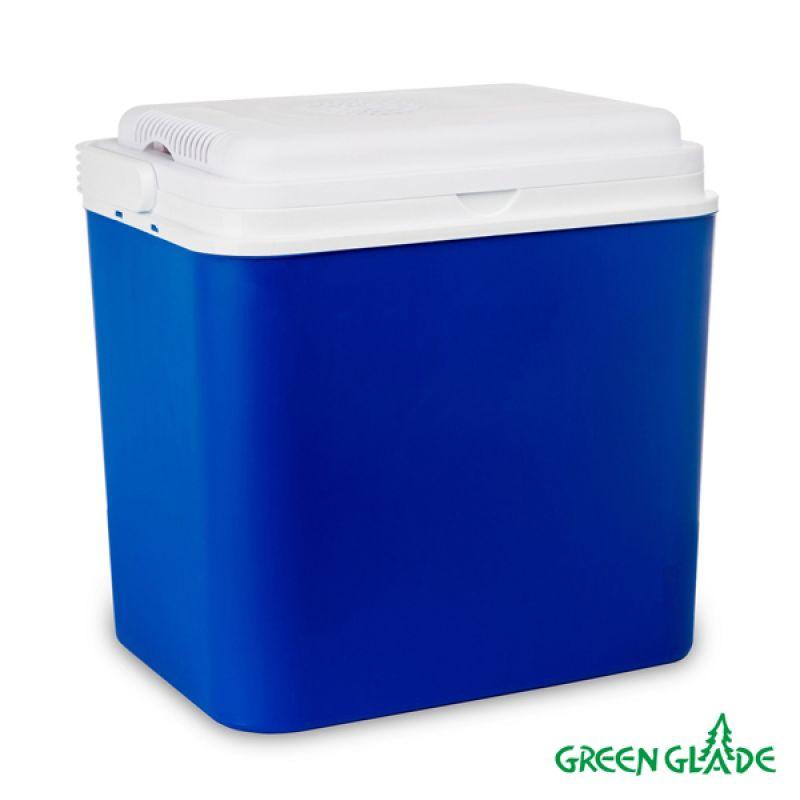 Фотография Автохолодильник Green Glade 4136 30 л 12/220 В тепло/холод 1