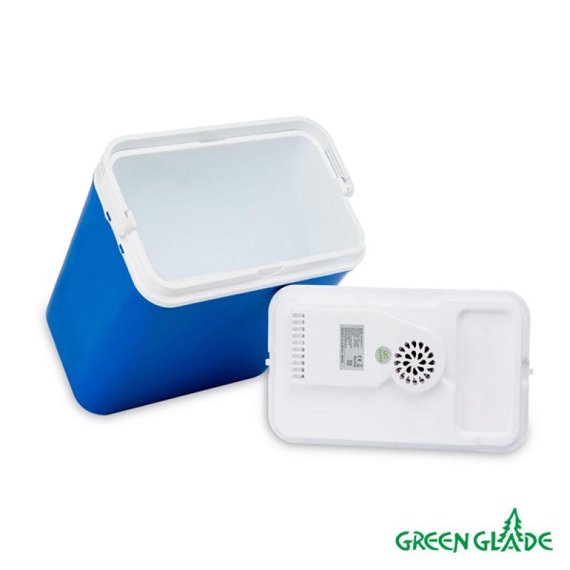 Фотография Автохолодильник Green Glade 4136 30 л 12/220 В тепло/холод 2