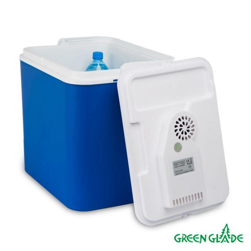 Фотография Автохолодильник Green Glade 4136 30 л 12/220 В тепло/холод 3