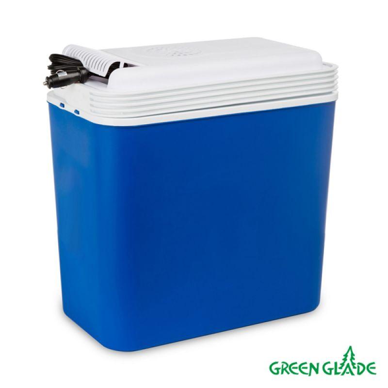 Фотография Автохолодильник Green Glade 4134 24 л 12/220 В тепло/холод 1