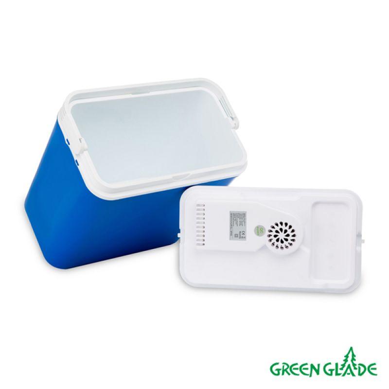 Фотография Автохолодильник Green Glade 4134 24 л 12/220 В тепло/холод 3