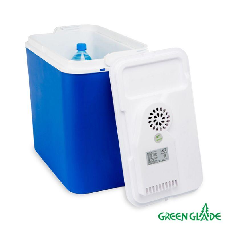 Фотография Автохолодильник Green Glade 4134 24 л 12/220 В тепло/холод 4