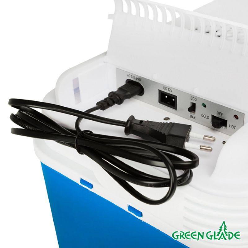 Фотография Автохолодильник Green Glade 4134 24 л 12/220 В тепло/холод 5