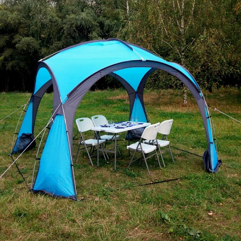 Фотография Палатка-шатер Green Glade Rodos 15
