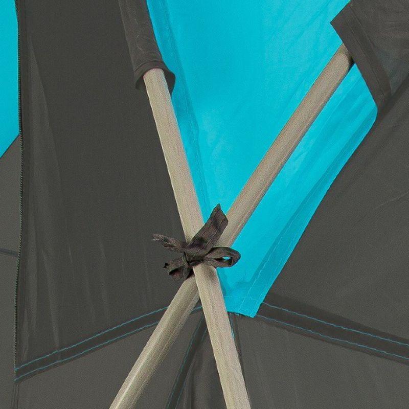 Фотография Палатка-шатер Green Glade Rodos 7