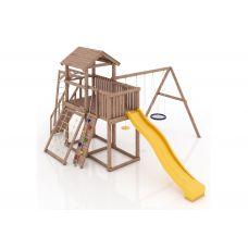 Миниатюра Деревянная детская площадка Амстердам 0  мини