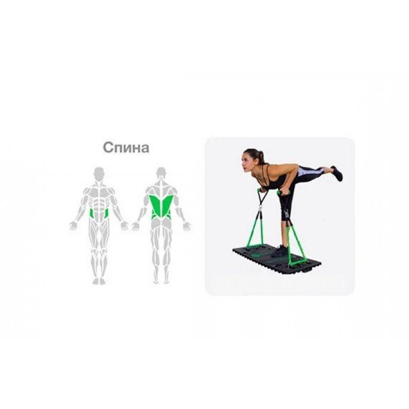 Фотография Платформа для фитнеса HOME GYM 6