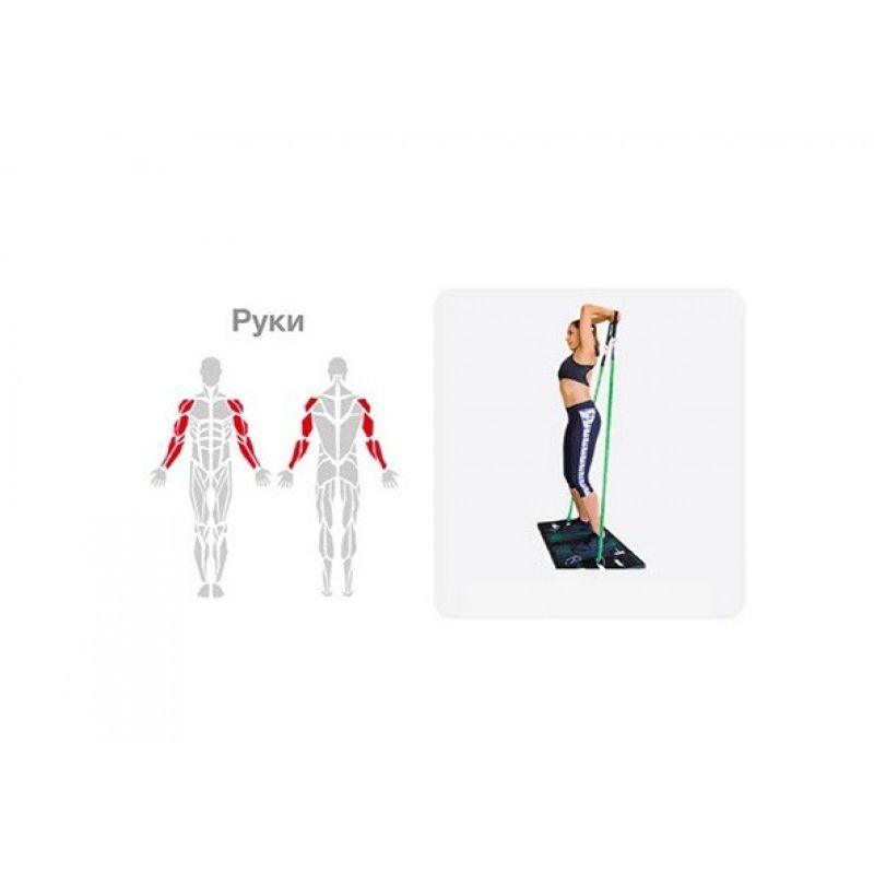 Фотография Платформа для фитнеса HOME GYM 7