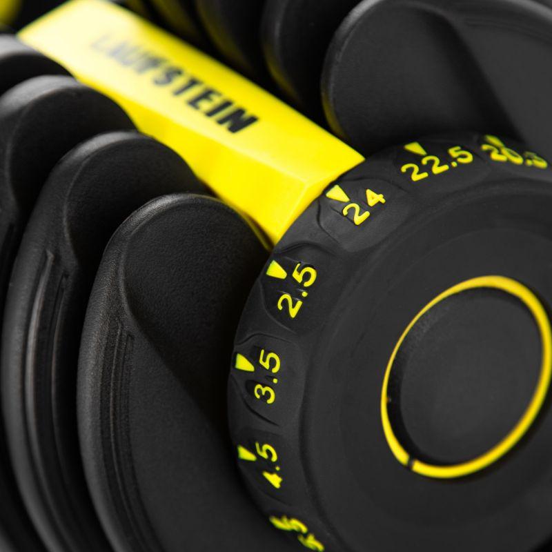Фотография Регулируемая гантель LAUFSTEIN 24 кг 3