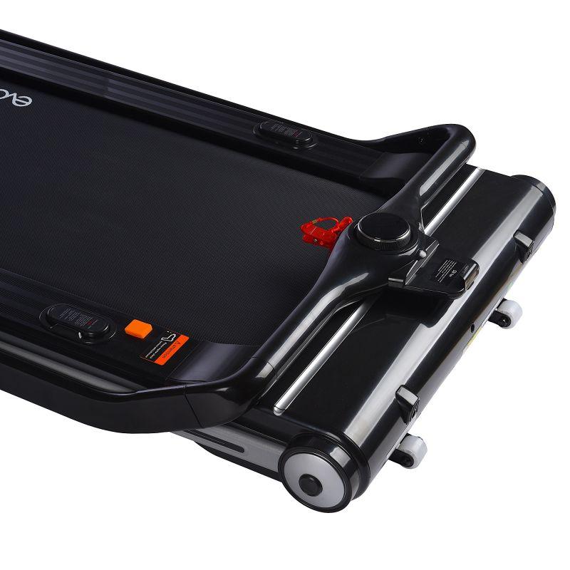 Фотография Беговая дорожка EVO FITNESS X450 электрическая для дома 29