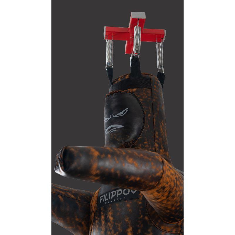 Фотография Манекен-мешок «DIKO FILIPPOV» из буйволиной кожи 1