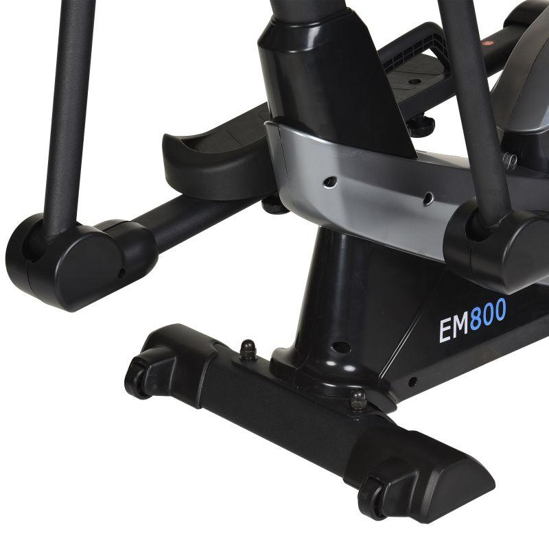 Фотография Эллиптический тренажер EVO FITNESS EM800 (Orion EL II) электромагнитный 11