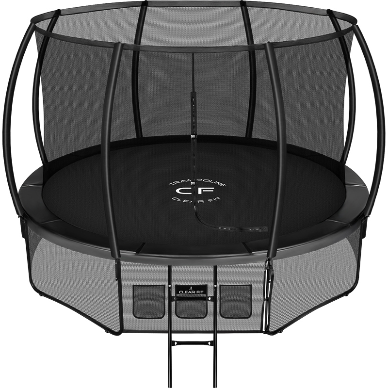 Фотография Батут Clear Fit SpaceHop 12ft 0