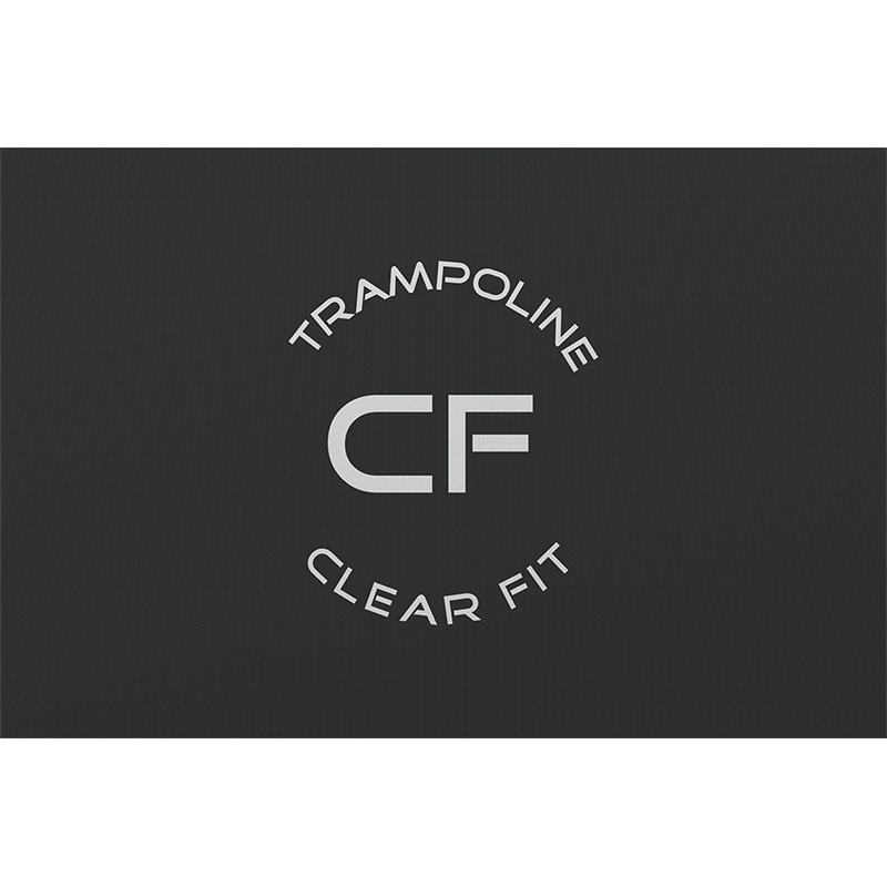 Фотография Батут Clear Fit SpaceHop 14ft 7