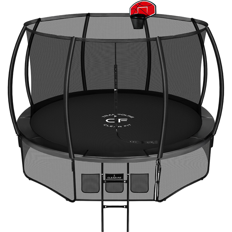 Фотография Батут Clear Fit SpaceHop 14ft 1