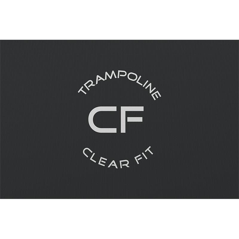 Фотография Батут Clear Fit FamilyHop 12ft 12