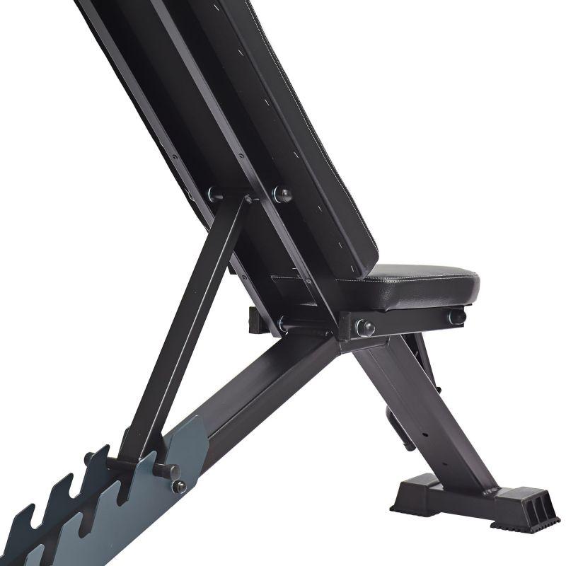 Фотография Универсальная силовая скамья для жима Domsen Ds10 14