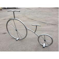Миниатюра Декоративный велосипед из нержавейки 0  мини