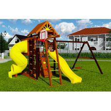 Миниатюра Деревянная детская площадка Марк турбо 2 0  мини