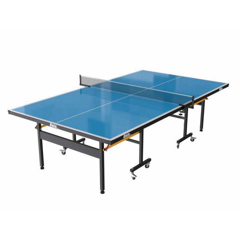 Фотография Всепогодный теннисный стол UNIX line outdoor 6mm (blue) 0
