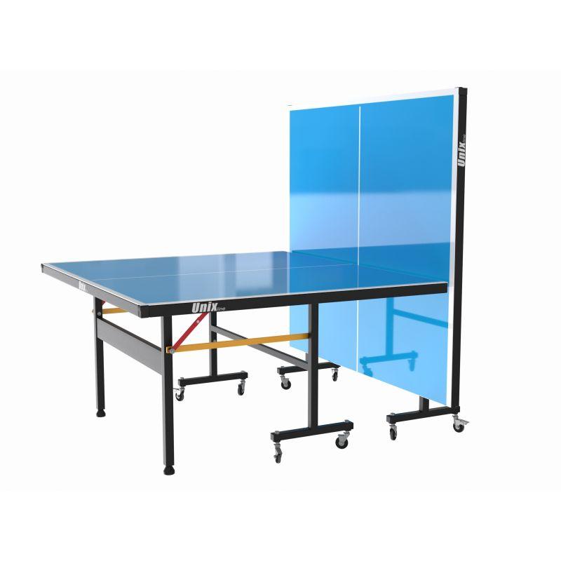 Фотография Всепогодный теннисный стол UNIX line outdoor 6mm (blue) 6