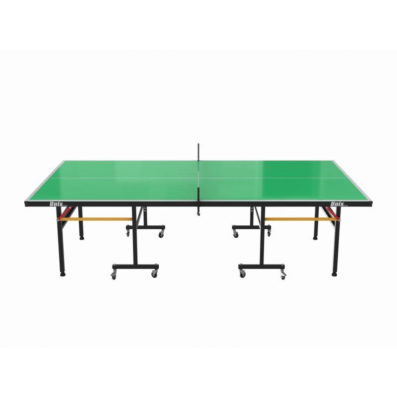 Фотография Всепогодный теннисный стол UNIX line outdoor 6mm (green) 5