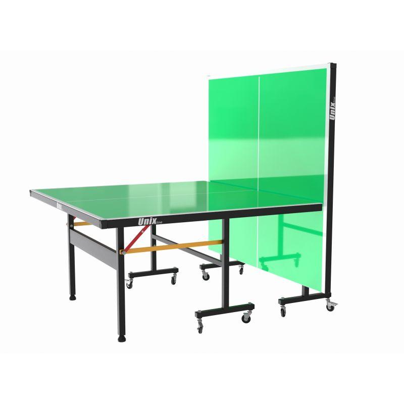 Фотография Всепогодный теннисный стол UNIX line outdoor 6mm (green) 6