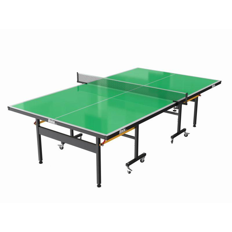 Фотография Всепогодный теннисный стол UNIX line outdoor 6mm (green) 9