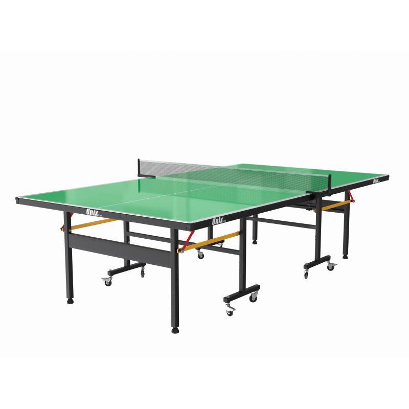Фотография Всепогодный теннисный стол UNIX line outdoor 6mm (green) 0